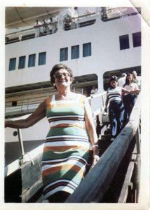 Mum 1969 South America110