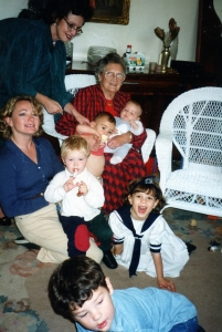 Mum and 5 children118 copy