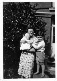 Mum David and Me baby103