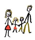 stick men family 450